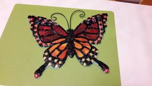 Monarch vlinder