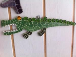 Krokodil foamclay